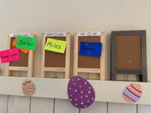 parents' accountability board for foster kids
