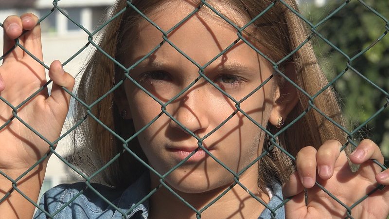 Girl removed from family and placed in foster care